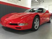 1998 CHEVROLET Chevrolet Corvette Base Coupe 2-Door